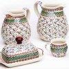 Bunzlauer Keramik Dekor 1096
