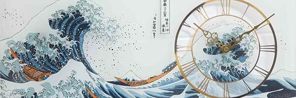 Künstler-Uhren