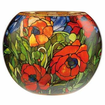 Tischlampe Louis Comfort Tiffany Orientalische Mohnblume
