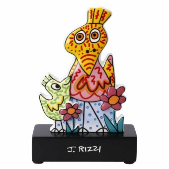 James Rizzi Figur Mommy is the best Kunstfigur 2021