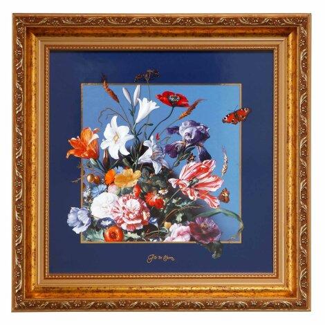 Jan Davidsz de Heem Sommerblumen Wandbild Limitiert