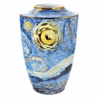 Sternennacht Vase Vincent van Gogh 24 cm Porzellan 2021