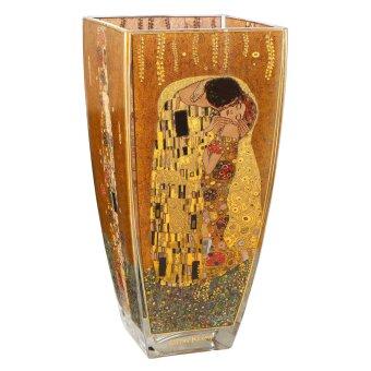 Gustav Klimt Vase Der Kuss The Kiss Glas 30 cm...