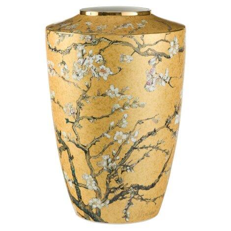 Vincent van Gogh Vase Mandelbaum Gold