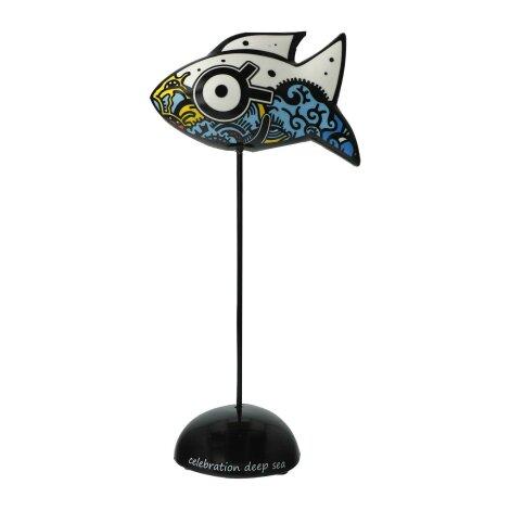 Billy the Artist Fisch Celebration Deep Sea Figur