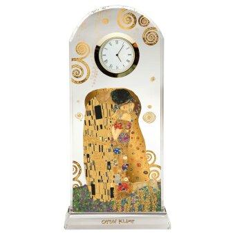 Gustav Klimt Uhr Der Kuss Tischuhr 23 cm Neuheit 2020