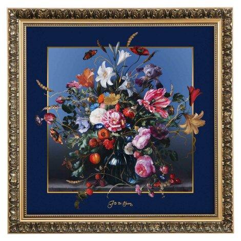 Jan Davidsz de Heem Künstler Bild Summer Flowers Wandbild 2020 68 cm