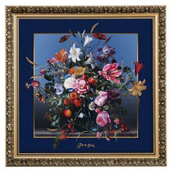 Jan Davidsz de Heem Künstler Bild Summer Flowers...